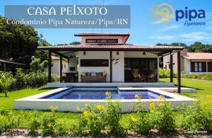 Pipa Casa Peixoto (Condomínio Pipa Natureza)
