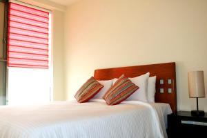 Puerta Alameda Suites, Appartamenti  Città del Messico - big - 8