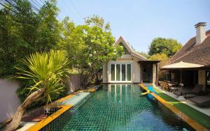 Free airport shuttle! villa/RoyalPark/poolCNX_0001 - Ban Khun Se