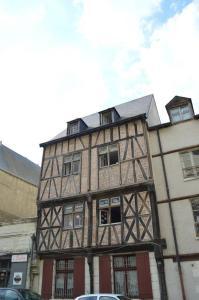 Studio hyper-centre d'Amboise avec vue sur le château