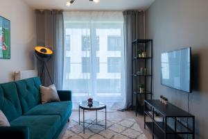 Green Loft Apartment in Cracow City Centre