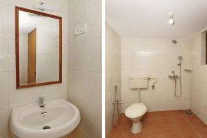 Standard 1BHK Home in Calangute, Goa, Appartamenti  Marmagao - big - 5