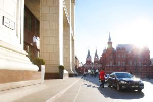 Отель Four Seasons Hotel Moscow