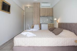 Pinelopi Hotel, Apartmánové hotely  Platanes - big - 14