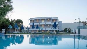 Pinelopi Hotel, Apartmánové hotely - Platanes
