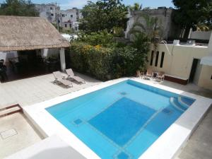 Hotel Hacienda cancun Supermazana 22 Lote 39 y 40 Avenida 77500 cancún México Sa