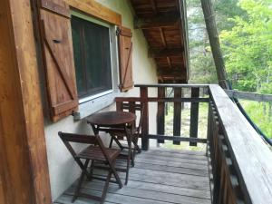 chambre les ormes - Accommodation - Enchastrayes