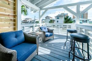 Tree House at the Beach by RealJoy, Ferienwohnungen  Panama City Beach - big - 12