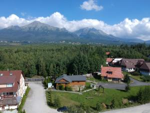 Apartment Eric 11D High Tatras - Hotel - Dolný Smokovec