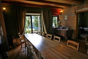 Dom nad Srebrną Rzeką