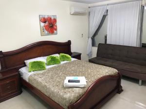 . Hermosa Habitación en Lujoso Departamento en Machala