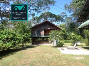 Hotel-Cabinas Iguana-Verde, Cahuita