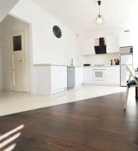 Apartment with kitchen 40m2 in city center.