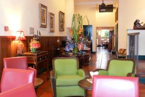 Hotel Casa do Amarelindo, Hotely  Salvador - big - 63
