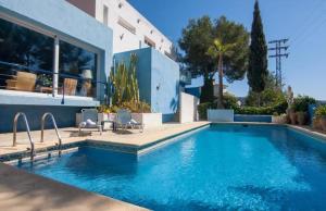 Holiday home Teulada/Costa Blanca 34211