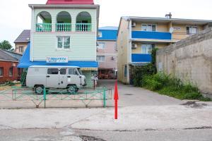 Гостевой дом на Юности, Новомихайловский