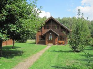 Holzhaus am Silbersee - Allmuthshausen