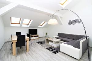 obrázek - GOLD: Penthouse apartment Volkertmarkt