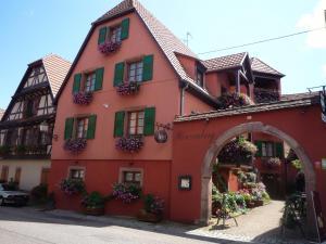 Hôtel Winzenberg - Nothalten
