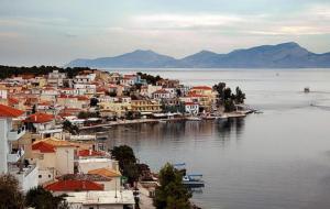 Country house Kassandra's Argolida Greece