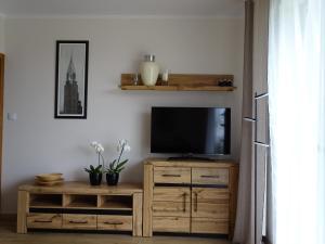 Apartament Bastion Wałowa z Ogródkiem Tarasem
