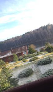 Ferienhaus Коттедж на берегу озера Pastavy Weissrussland