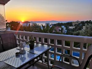 Sea view apartment in Rafina