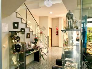 Hotel de Los Faroles, Hotely  Córdoba - big - 47