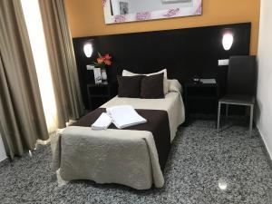 Hotel de Los Faroles, Hotely  Córdoba - big - 32