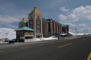 Accommodation in Erciyes