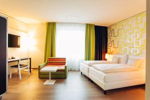 Harry's Home Graz Hotel & Apartments, Hotely  Hart bei Graz - big - 33