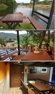 Kaengkrachan River Hut - Ban Krang