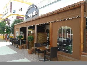 Hostal Playa Hidalgo, Guest houses  Rota - big - 16