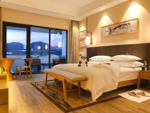 HUANGSHAN LAKE FLIPORT RESORT, Hotely  Tunxi - big - 5