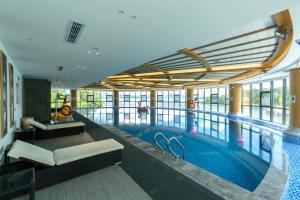 HUANGSHAN LAKE FLIPORT RESORT, Hotely  Tunxi - big - 26