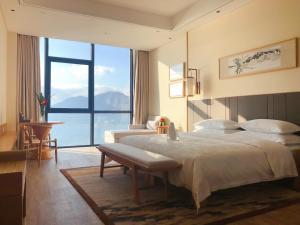 HUANGSHAN LAKE FLIPORT RESORT, Hotely  Tunxi - big - 7