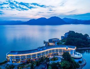 HUANGSHAN LAKE FLIPORT RESORT, Hotely  Tunxi - big - 32