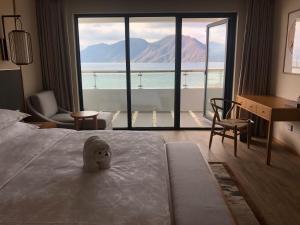 HUANGSHAN LAKE FLIPORT RESORT, Hotely  Tunxi - big - 36