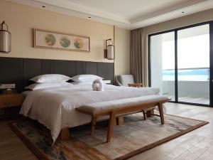 HUANGSHAN LAKE FLIPORT RESORT, Hotely  Tunxi - big - 54