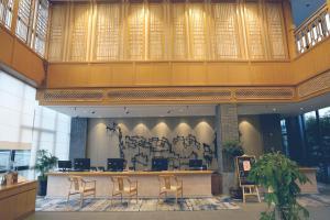 HUANGSHAN LAKE FLIPORT RESORT, Hotely  Tunxi - big - 56