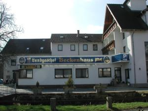 Landgasthof Beckenhaus - Ebersdorf bei Coburg