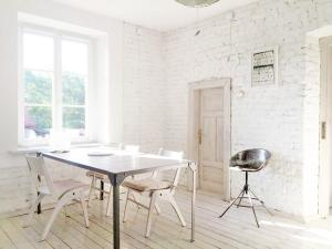 WHITE HOUSE silesian loft apartment