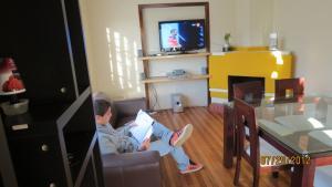 Hostal Encuentro Entre Culturas, Отели типа «постель и завтрак»  Винья-дель-Мар - big - 21
