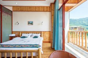 Queen Room with View Longji Rice Terraces Daoyi Homestay