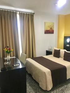 Hotel de Los Faroles, Hotely  Córdoba - big - 8