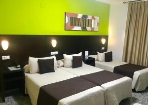 Hotel de Los Faroles, Hotely  Córdoba - big - 10