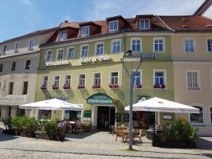 Hotel Evabrunnen - Großröhrsdorf