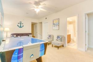 Coconut Grove 202 2nd Row Condo, Apartmány  Myrtle Beach - big - 16