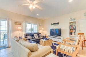 Coconut Grove 202 2nd Row Condo, Apartmány  Myrtle Beach - big - 9