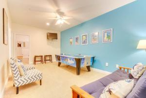 Coconut Grove 202 2nd Row Condo, Apartmány  Myrtle Beach - big - 5